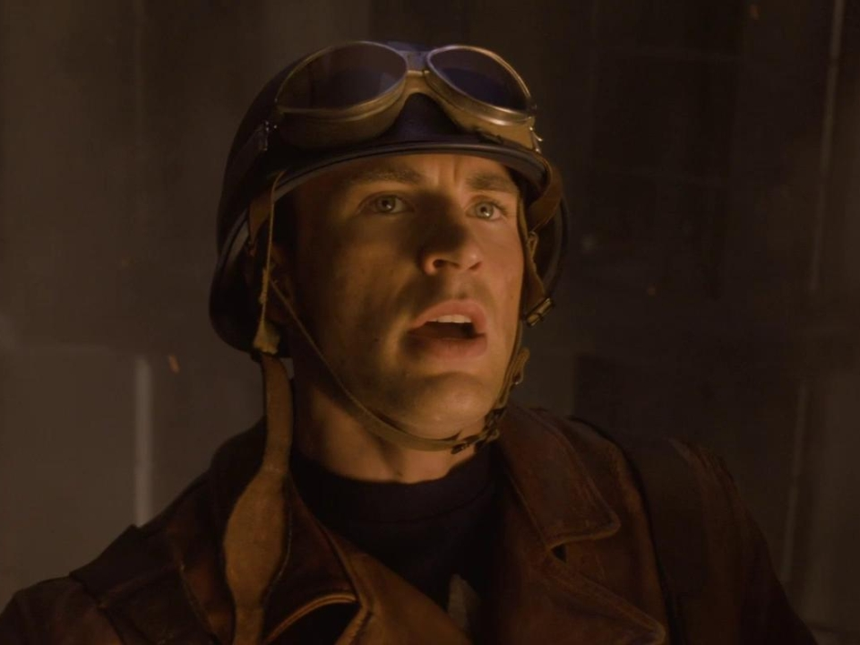 Captain America: The First Avenger (Factory Leap)