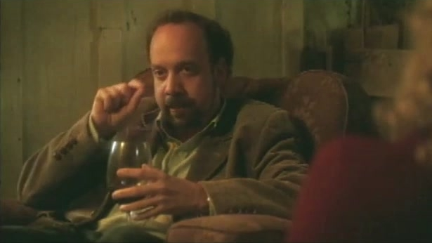 Sideways Scene: Why Are You So Into Pinot?