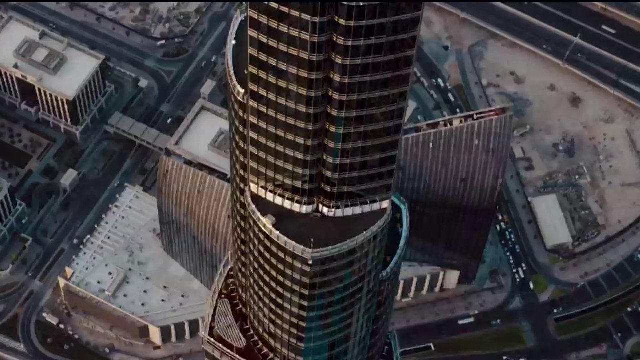 Mission: Impossible Ghost Protocol: Burj (Featurette)