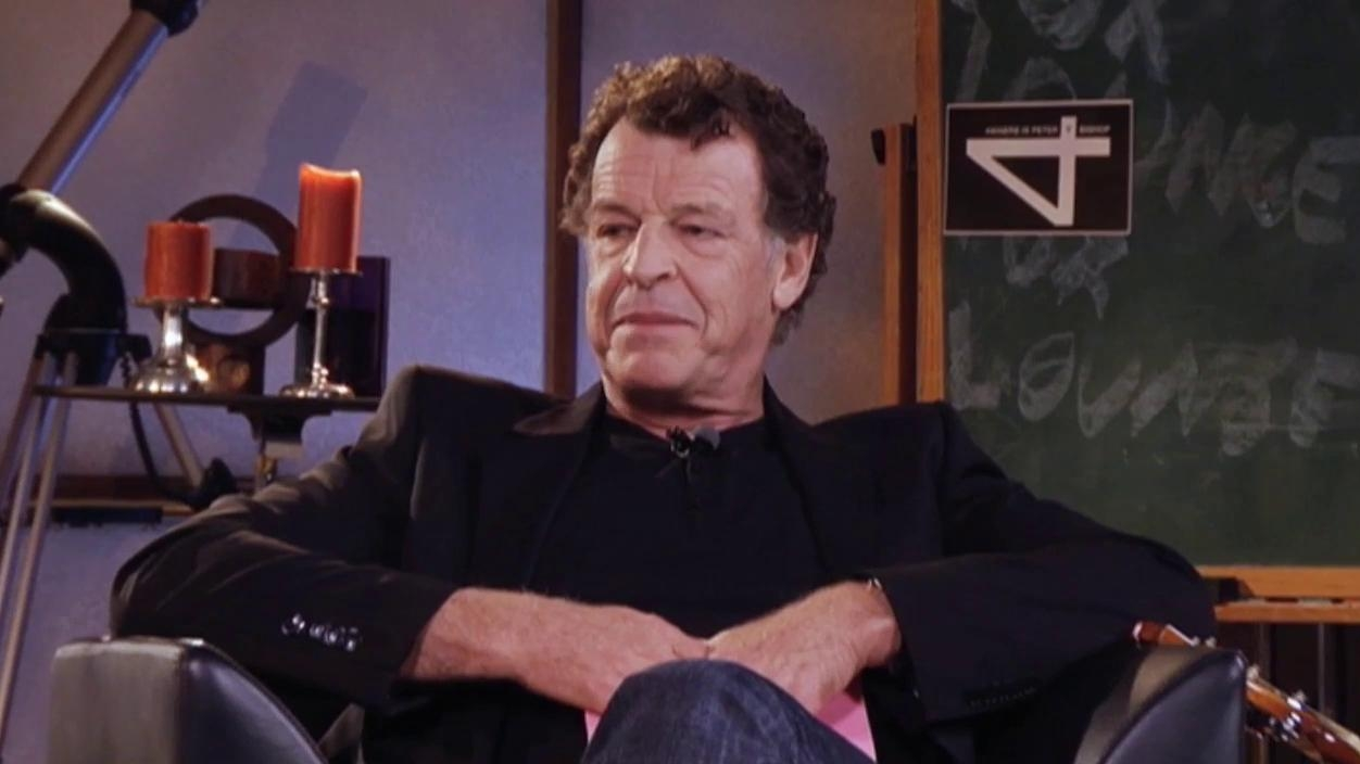 Fringe: Behind The Scenes With John Noble