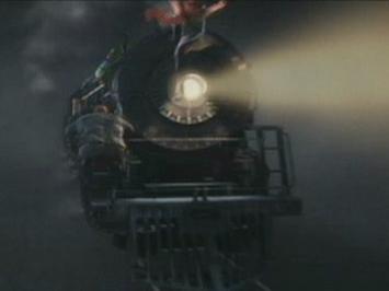 The Polar Express Scene: Stop The Train