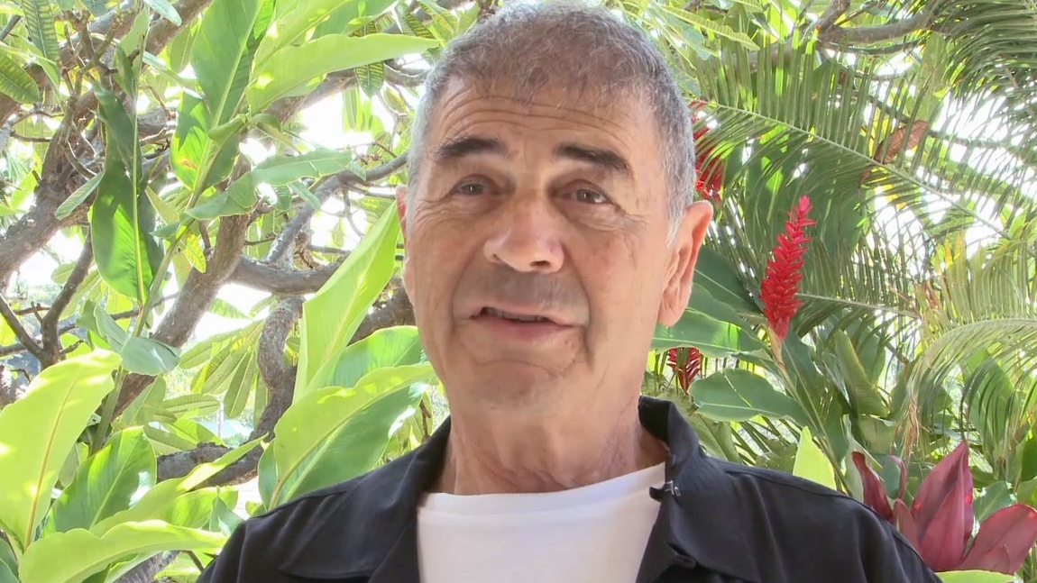 The Descendants: Robert Forster On His Character