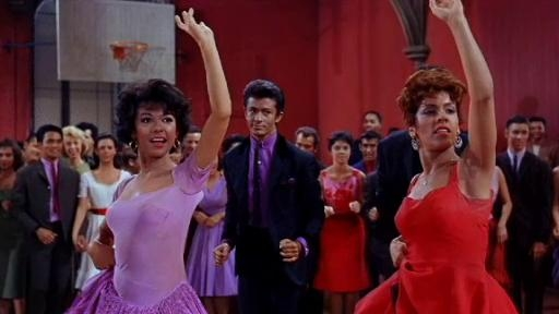 West Side Story: Dance At The Gym