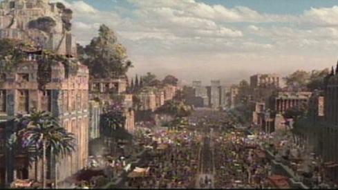 Alexander Scene: Enter Babylon