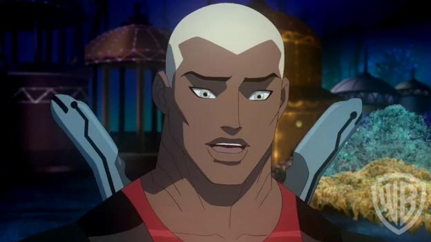 Young Justice: Aqualad