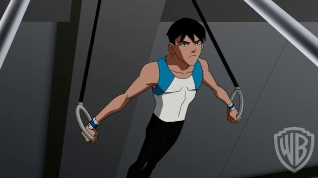 Young Justice: Acrobatic