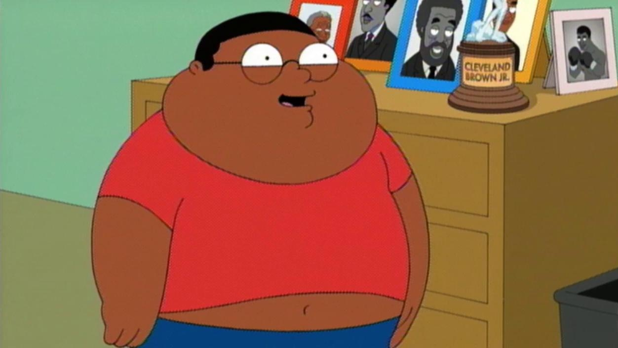 The Cleveland Show: Skip Day