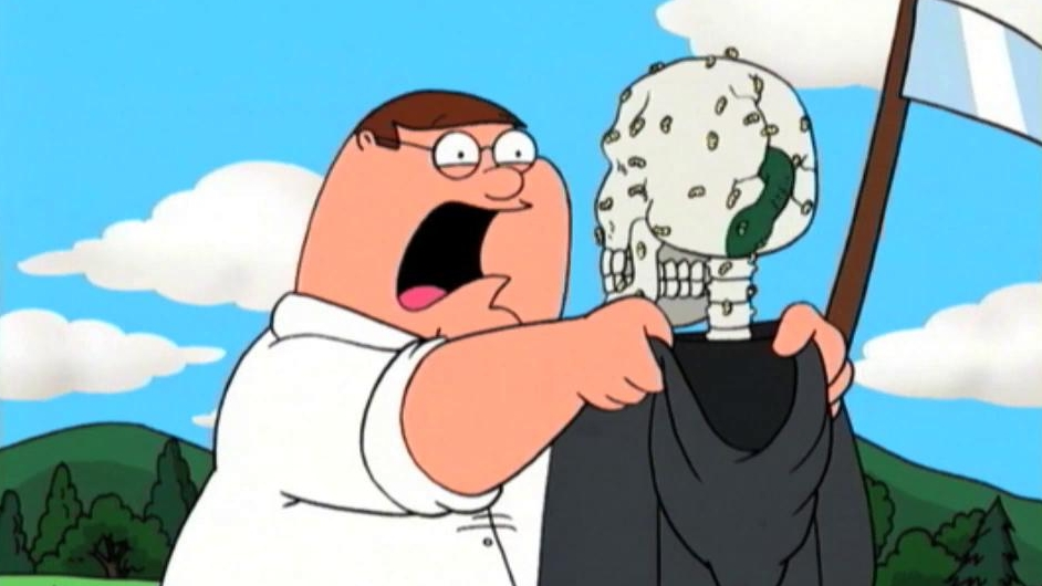 Family Guy: The Man Behind Death