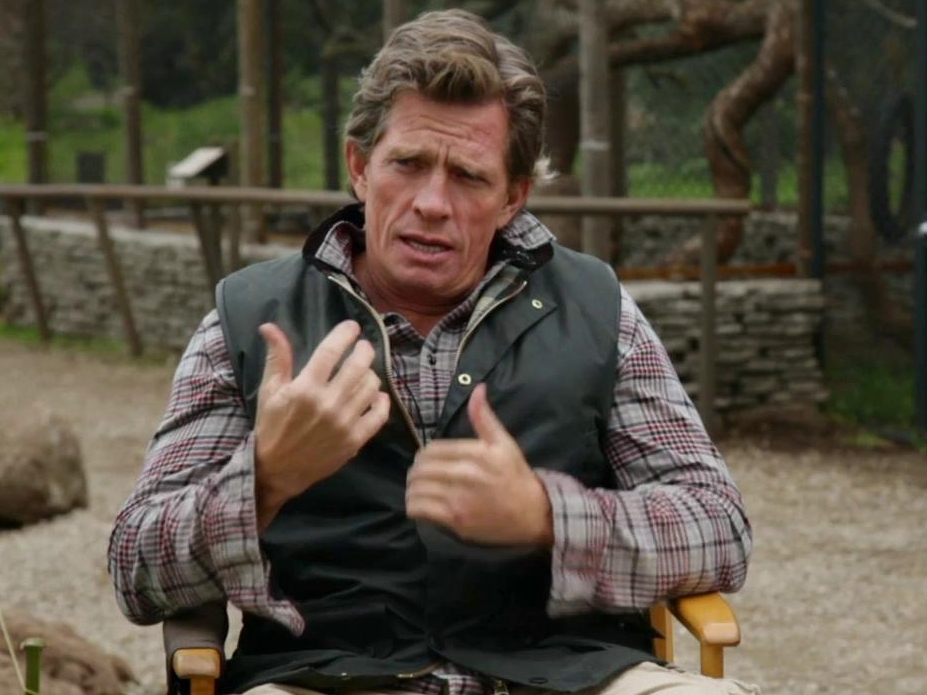 We Bought A Zoo: Thomas Haden Church On His Character