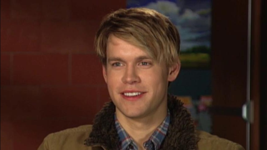 Glee: The Return Of Chord Overstreet