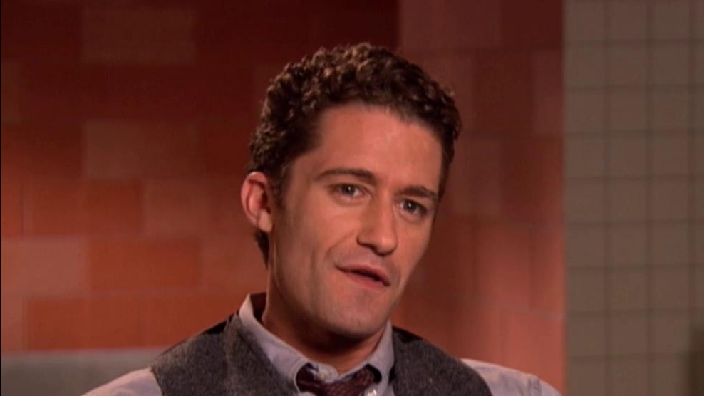 Glee: A Moment Of Glee With Matthew Morrison