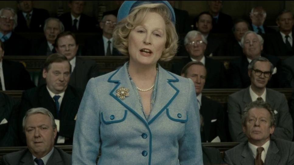 The Iron Lady: Parliamentary Debate