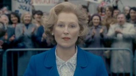 The Iron Lady (TV Spot)