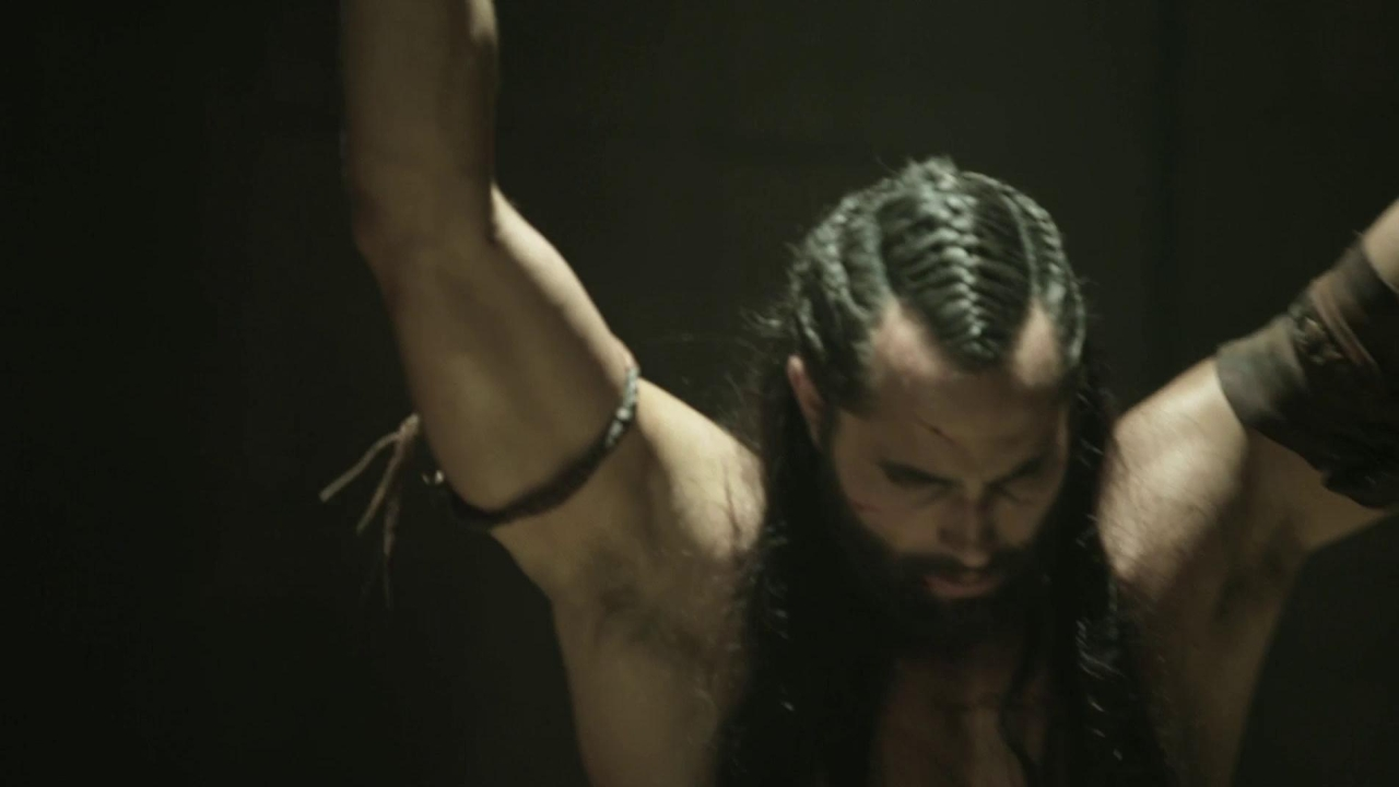 The Scorpion King 3: Battle For Redemption: Mathayus Kills Siris
