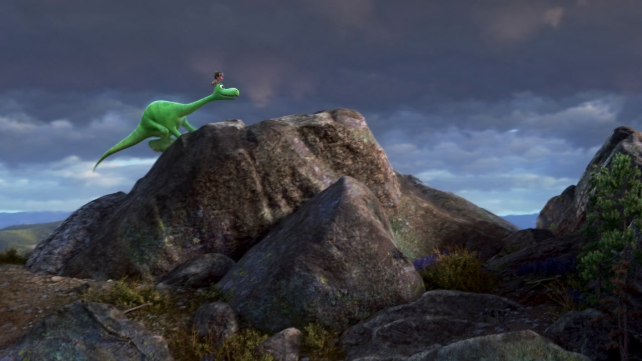 The Good Dinosaur (Trailer 1)