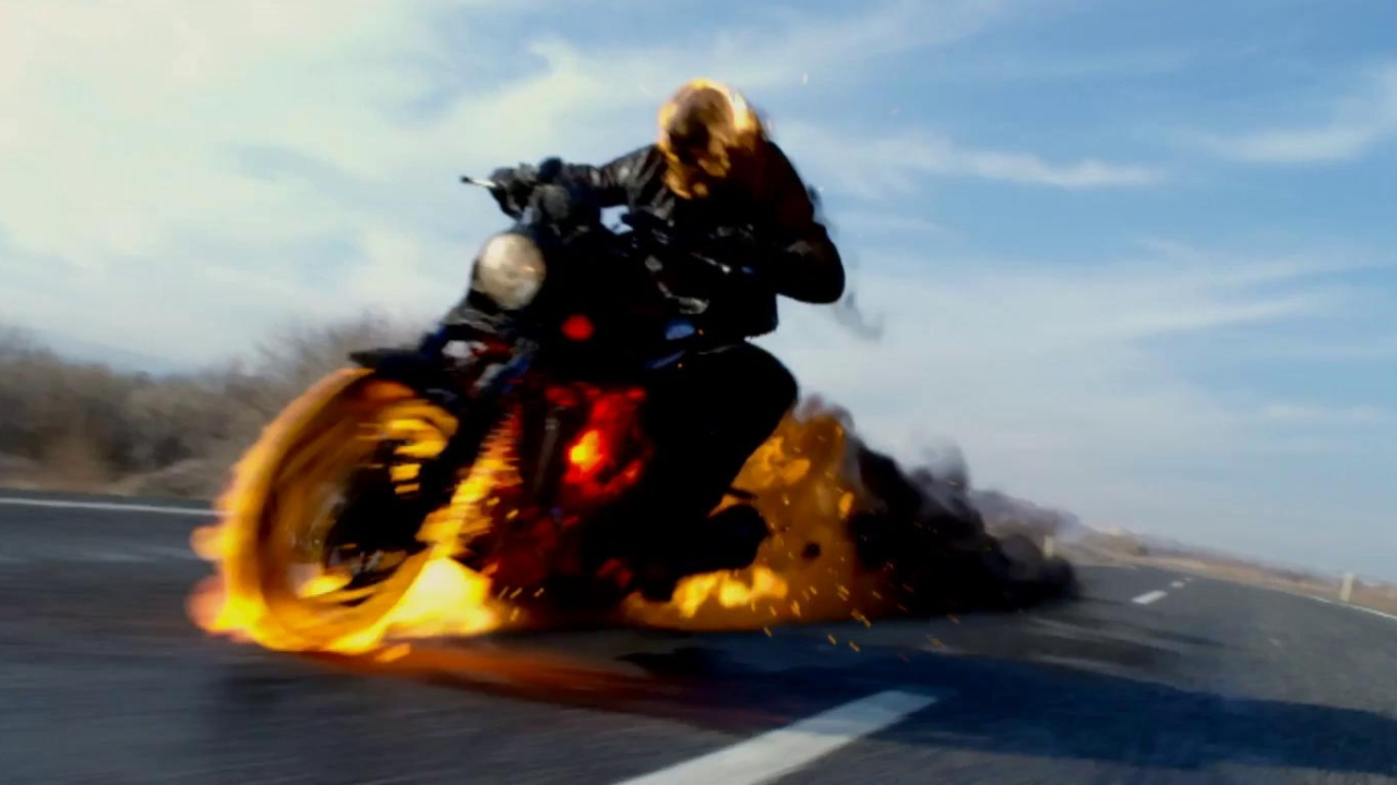 Ghost Rider: Spirit Of Vengeance: First Look (Featurette)