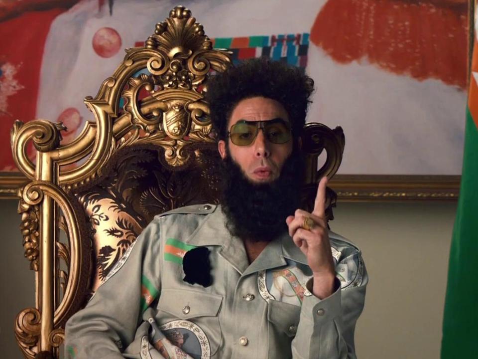The Dictator: Fallen (TV Spot)