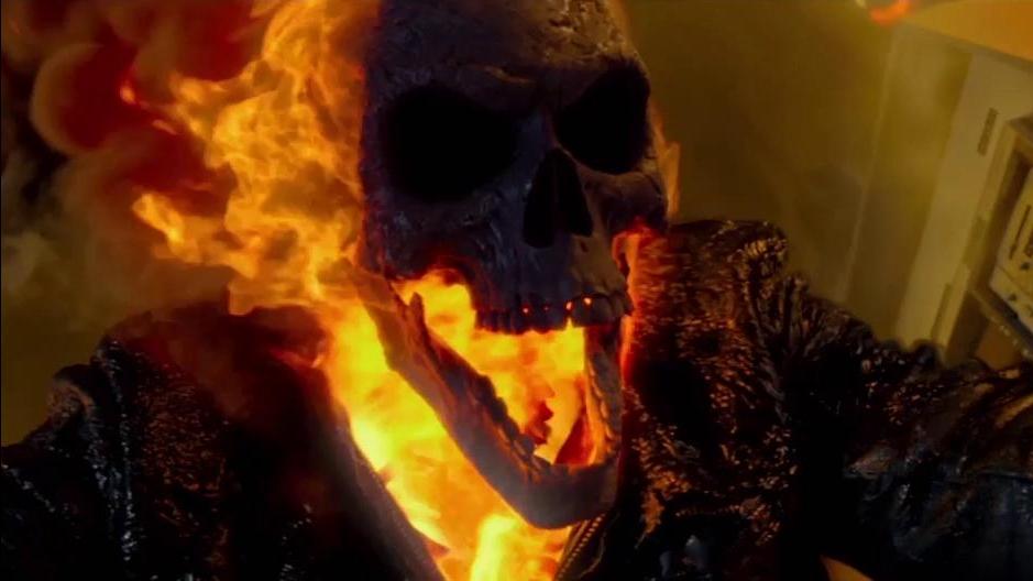Ghost Rider: Spirit Of Vengeance: Bagger Demolition