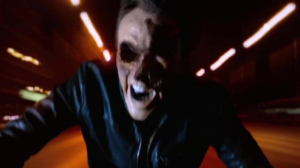 Ghost Rider: Spirit Of Vengeance: Flamethrower (TV Spot)