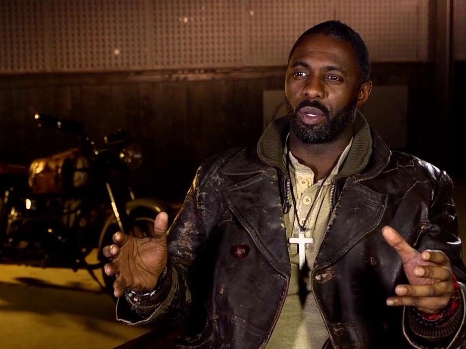 Ghost Rider: Spirit Of Vengeance: Idris Elba On Moreau