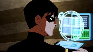 Young Justice: Vent