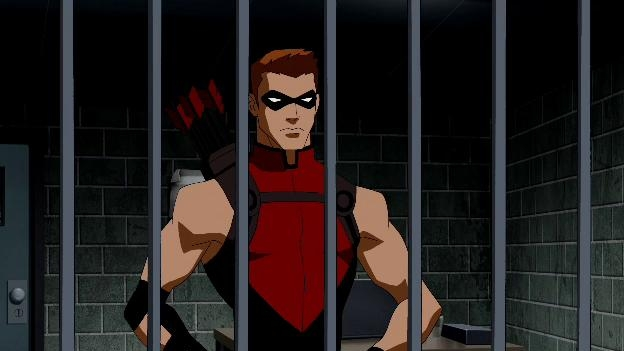 Young Justice: Escape
