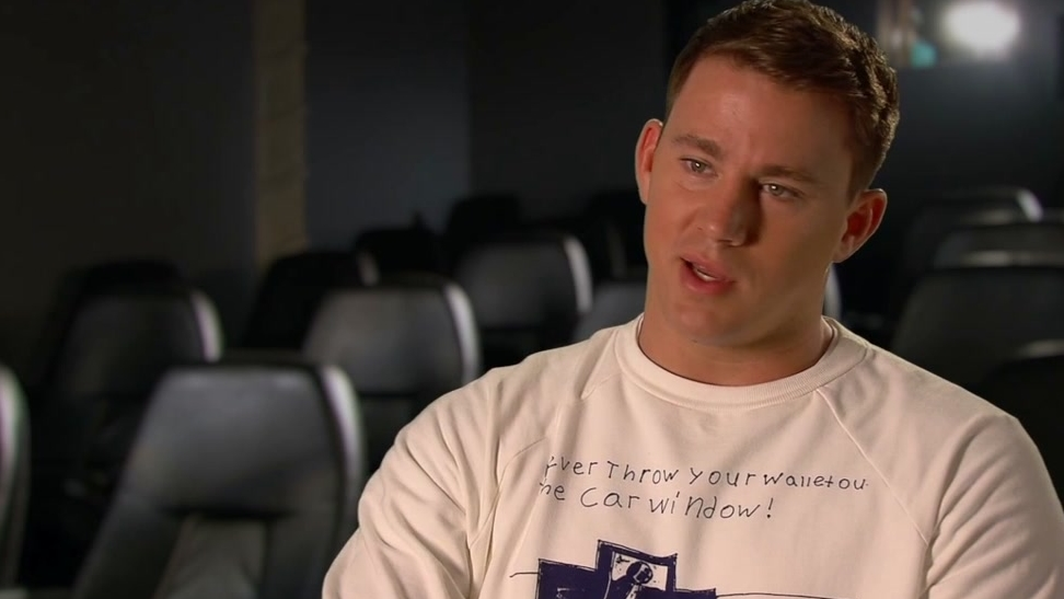 21 Jump Street: Channing Tatum On Why His Character Became A Cop