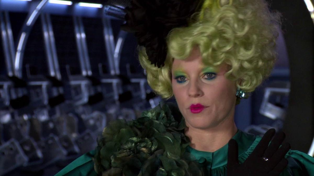 The Hunger Games: Elizabeth Banks On How She Got The Part