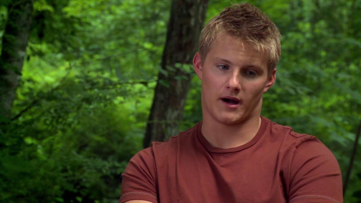 The Hunger Games: Alexander Ludwig On His Character