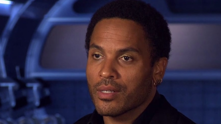 The Hunger Games: Lenny Kravitz On H0w He Got Involved With The Project