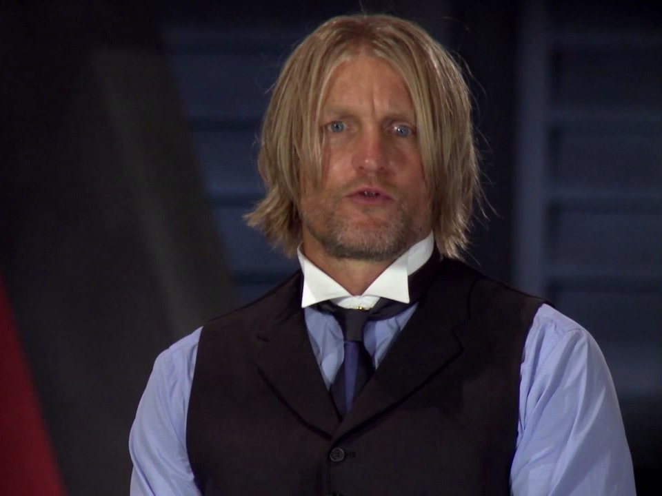The Hunger Games: Woody Harrelson On Why He Wanted To Be Part Of The Film