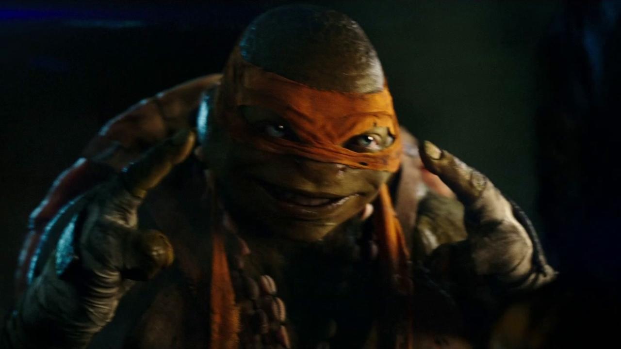 Teenage Mutant Ninja Turtles (Trailer 1)