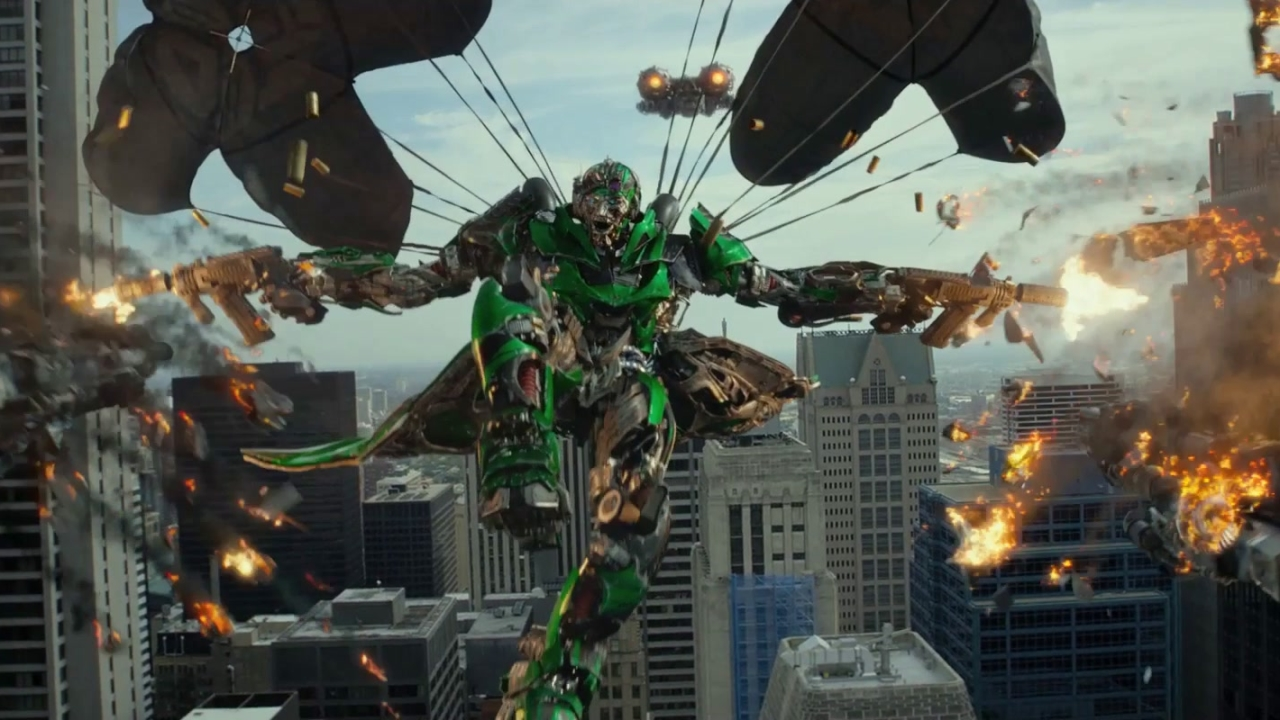 Transformers: Age Of Extinction (Big Game Spot)