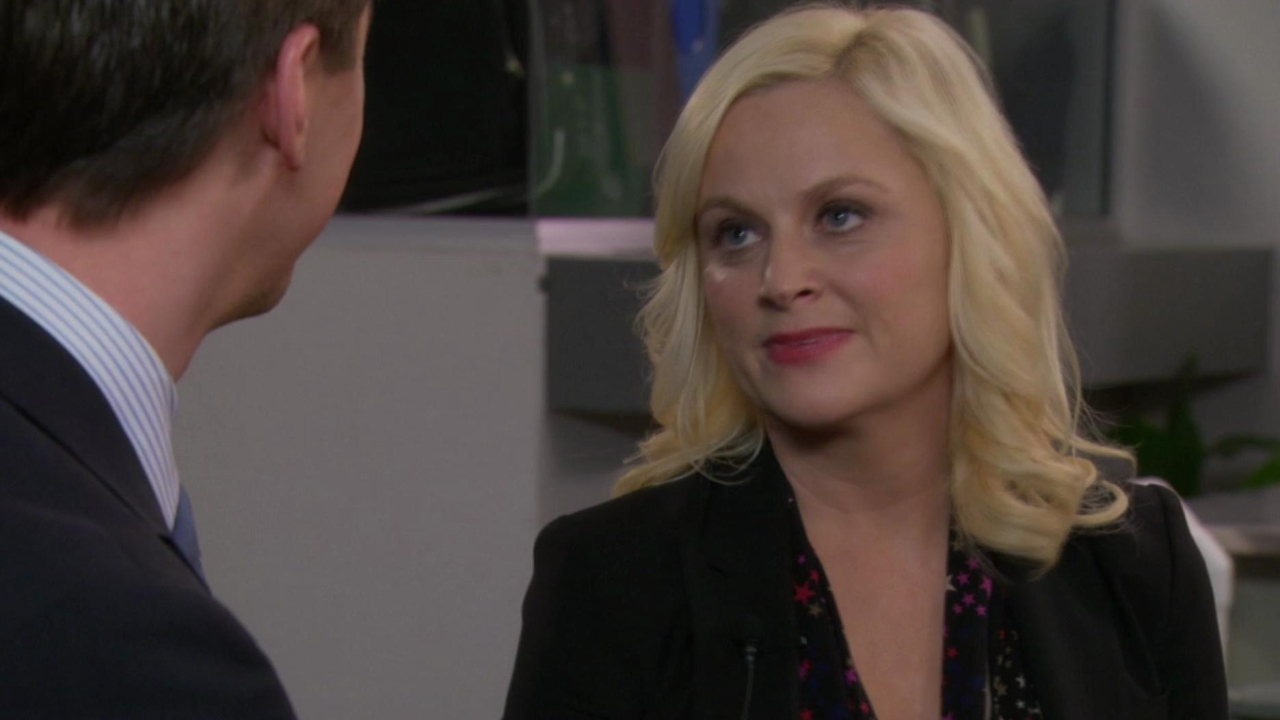 Parks And Recreation: Buddy Wood Interviews Leslie