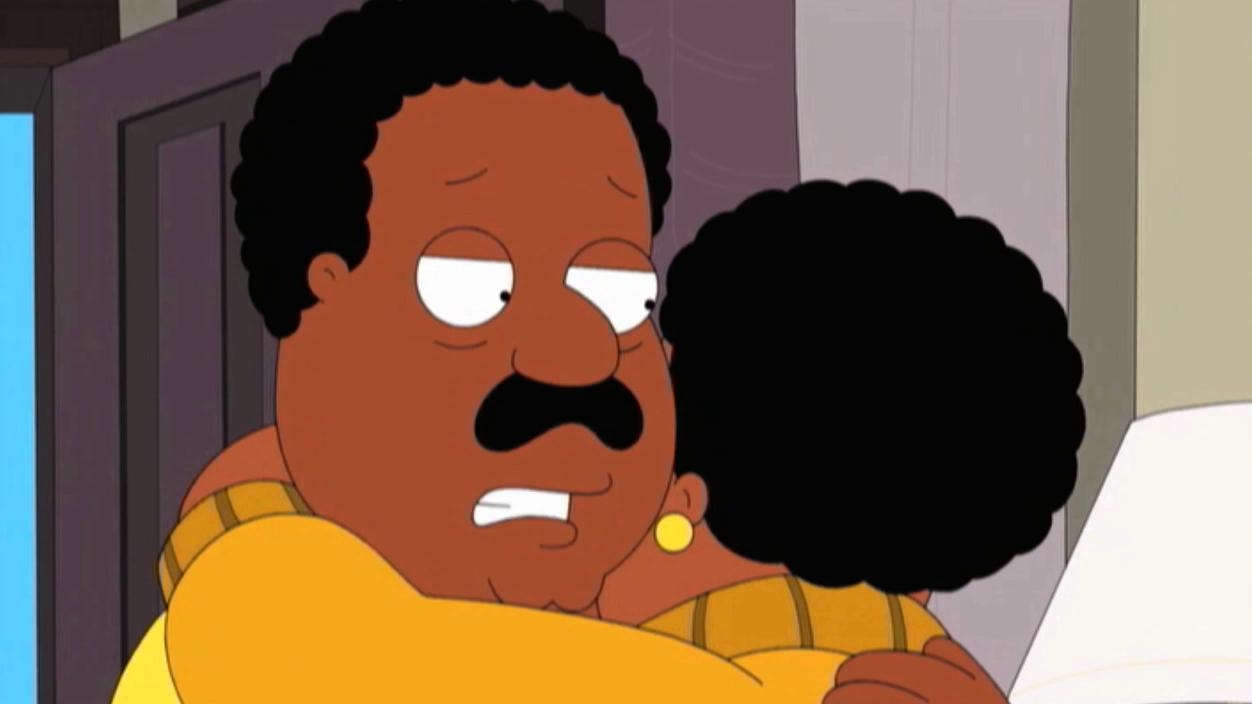 The Cleveland Show: The Men In Me