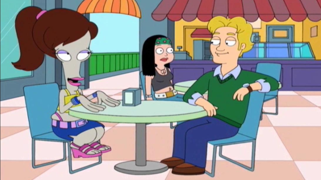 American Dad!: Roger For President: Amber Waves Of Grain