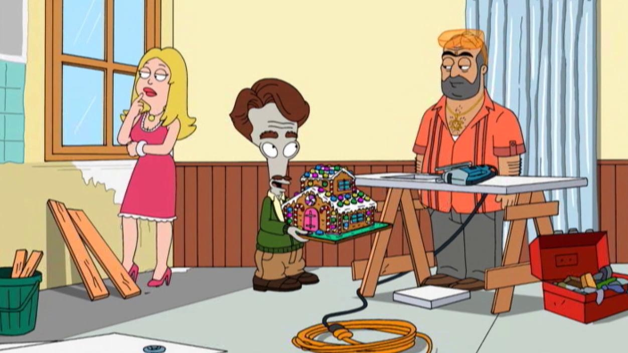 American Dad!: Roger For President: Vip