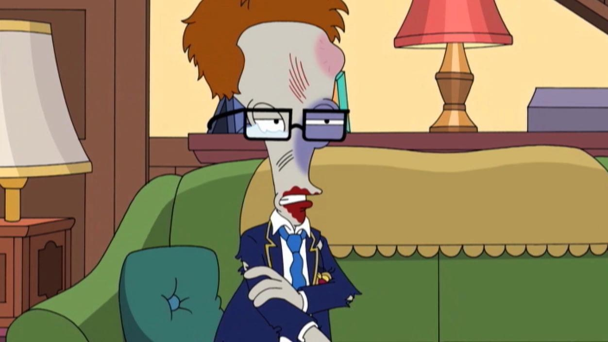 American Dad!: Roger For President: Turd Gun