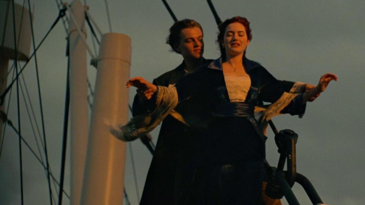 Titanic: I'm Flying