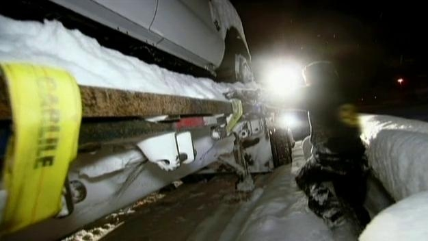 Ice Road Truckers: Road To Nowhere