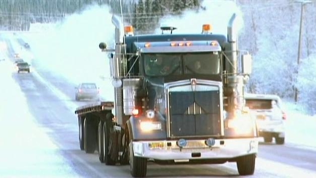 Ice Road Truckers: Ice Road Rage