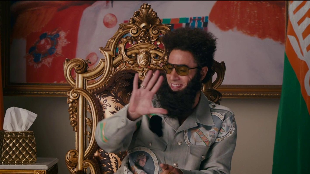 The Dictator (UK Trailer 2)