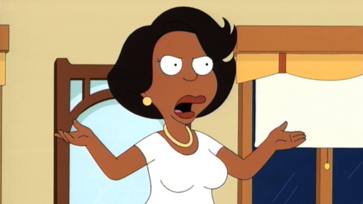 The Cleveland Show: Clip 2