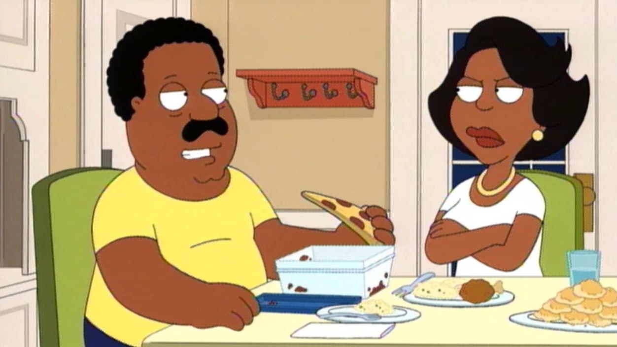 The Cleveland Show: Frapp Attack