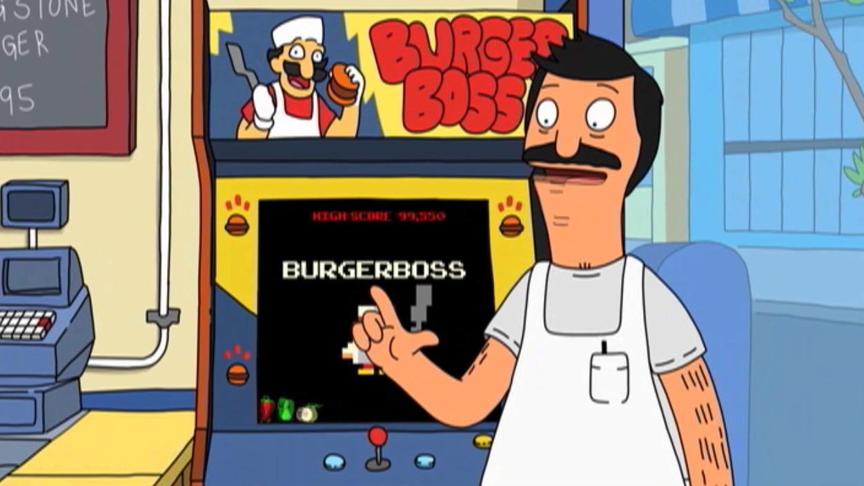 Bob's Burgers: Burgerboss