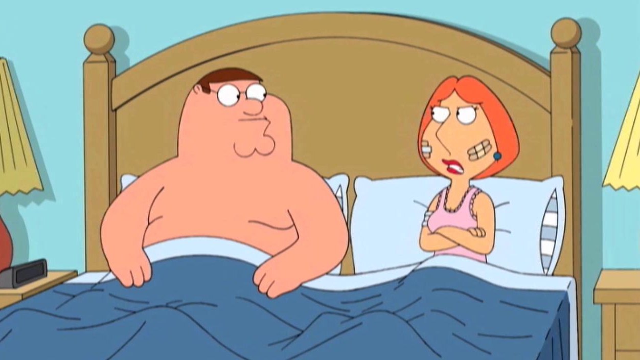 Family Guy: You Can't Do That On Television, Peter (Preview)