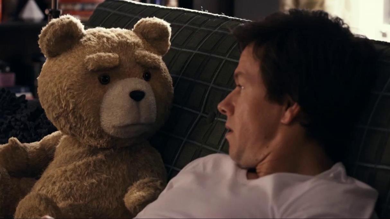 Ted (Alternate Trailer)