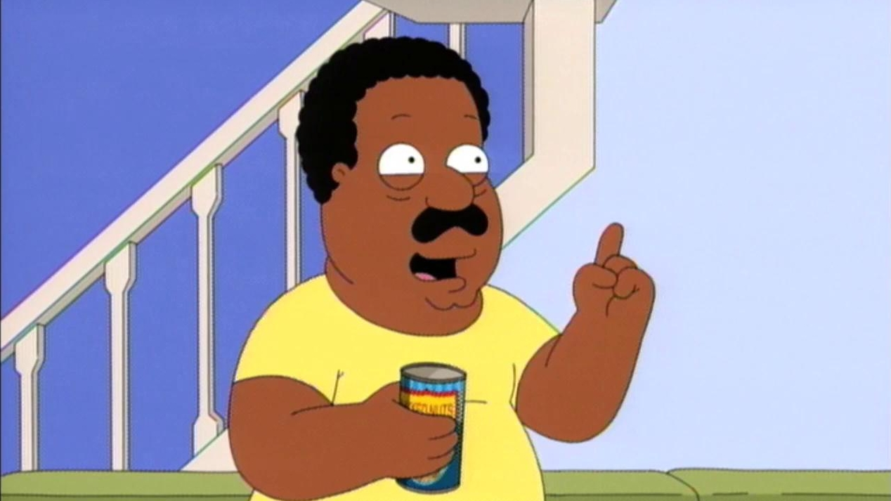 The Cleveland Show: American Prankster
