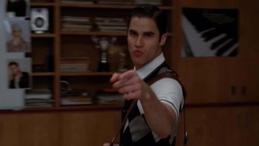 Glee: Fighter Performance Clip