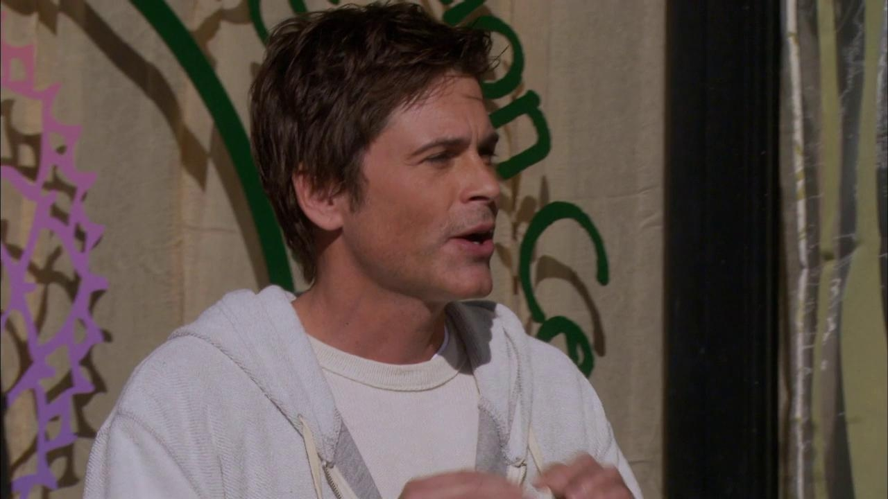 Parks And Recreation: Chris Takes Ron To The Best Meditation Center